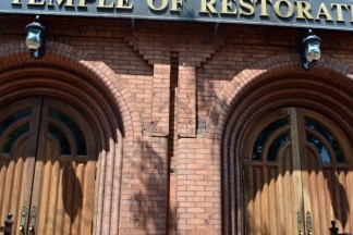 The Temple of Restoration at 515 Dean Street - Brooklyn Archive