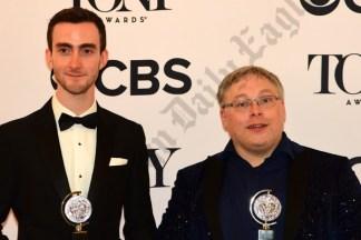 71st Annual Tony Awards Winners Circle 06/11/2017 - Brooklyn Archive