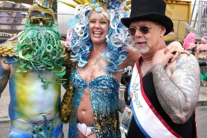 Mermaid Parade 2017