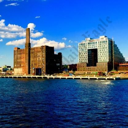 North Brooklyn Shoreline, June 2017 - Brooklyn Archive