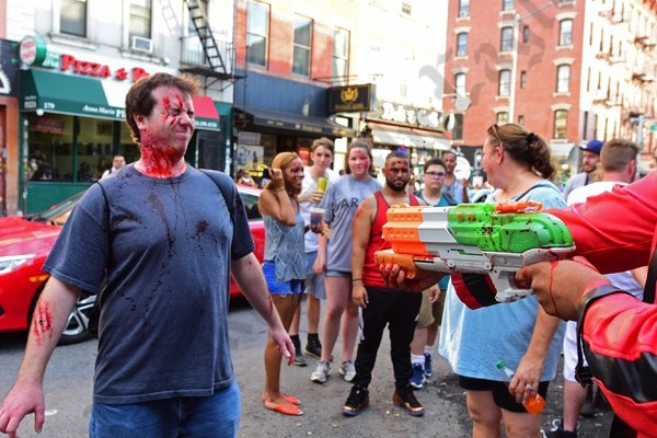 Zombie Crawl 07/02/2017 - Brooklyn Archive