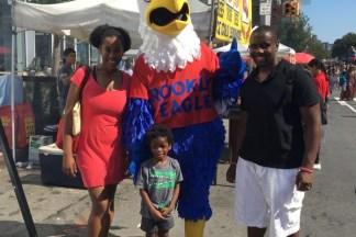 Eddie the Eagle at Atlantic Antic 2017