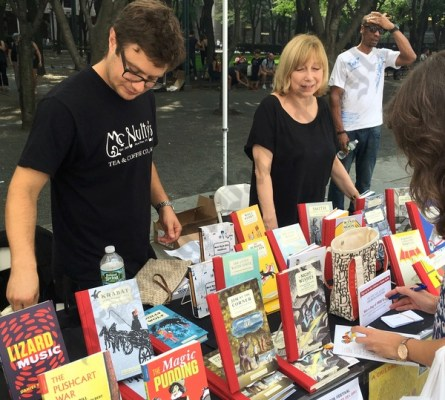 Brooklyn Book Festival's Children's Day 09/16/2017 - Brooklyn Archive