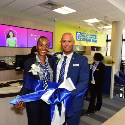 Ridgewood Savings Bank Clinton Hill Branch Grand Opening 09/12/2017 - Brooklyn Archive