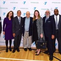 Greenpoint YMCA Ribbon Cutting 10/25/2017 - Brooklyn Archive