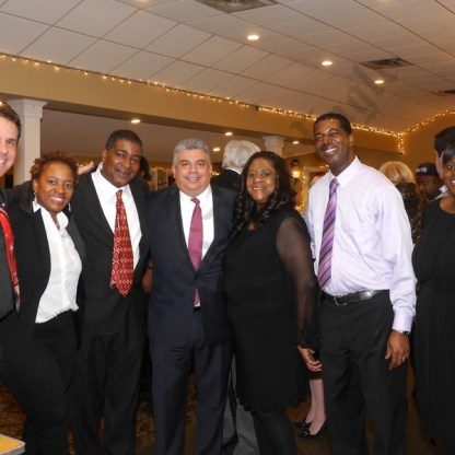 Thomas Jefferson Christmas Party 2017 - Brooklyn Archive