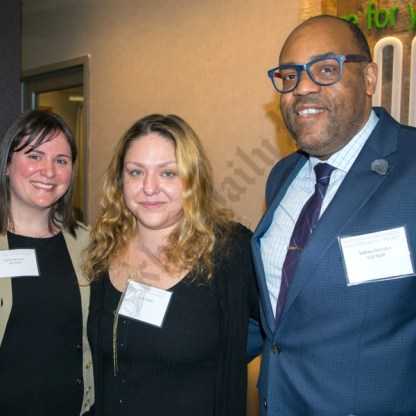 Volunteer Lawyers Project Party 01/30/2018 - Brooklyn Archive