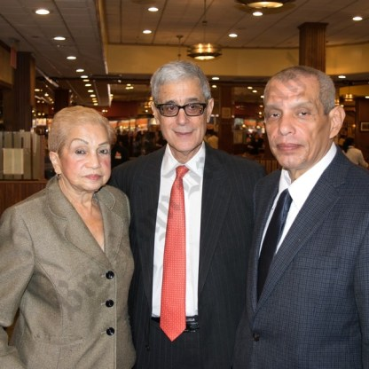 Pre-Election Breakfast at Juniors hosted by Steve Cohn 11/03/2017 - Brooklyn Archive