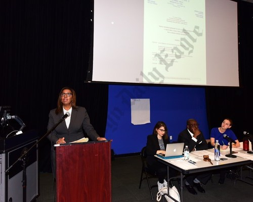 Community Board Two Flatbush Debate 03/27/2018 - Brooklyn Archive