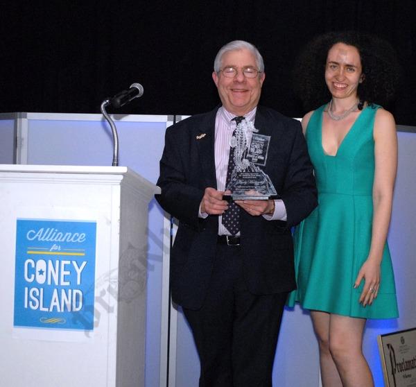 Coney Island Alliance Gala 04/18/2018 - Brooklyn Archive