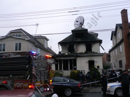Sheepshead Bay House Fire 01/22/2018 - Brooklyn Archive