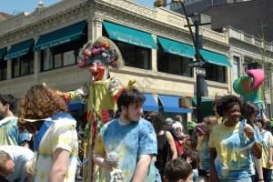 St. Ann's Puppet Parade 2009