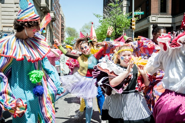 St. Ann's Puppet Parade 2018 - Brooklyn Archive