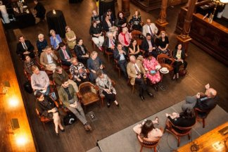 Charles Hamm Book Launch at the Brooklyn Historical Society 05/22/2018 - Brooklyn Archive
