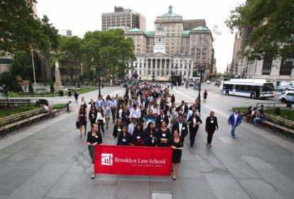Brooklyn Law School Convocation 08/20/2018 - Brooklyn Archive