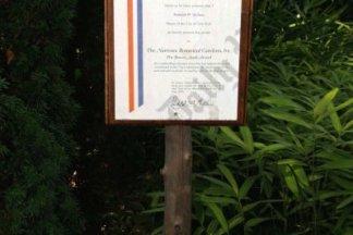 Narrows Botanical Garden, July 2007 - Brooklyn Archive