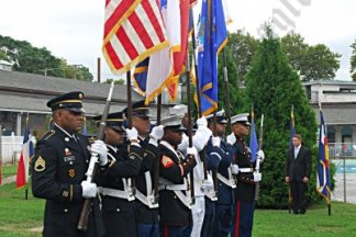 9/11 Ceremony Fort Hamilton Army Base 09/07/2018 - Brooklyn Archive