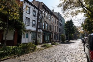 Vinegar Hill, November 2018 - Brooklyn Archive