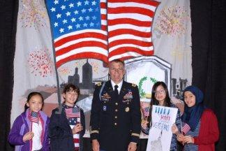 William McKinley I.S. 259 Salute to Veterans 11/09/2018
