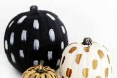 Brushstroke Pumpkin