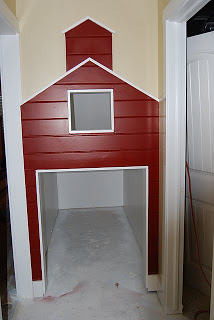 Playroom Under The Stairs