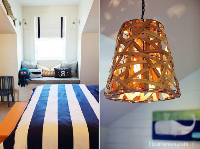 boys room lights