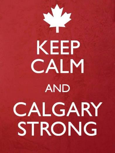 Calgary Strong