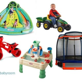 Backyard Games and Outdoor Toys