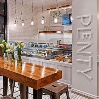 Classic Cafe Plenty – Restaurant Design Toronto