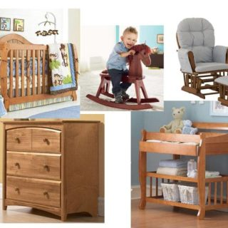 Childrens Sleeping Arrangements #searsbabyroom