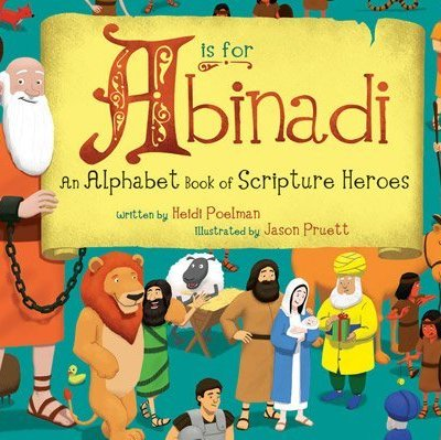 A is for Abinadi – Kids Book Review