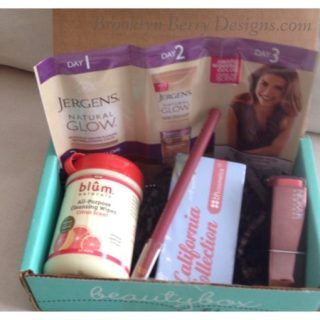 Fav Products: Beauty Box 5 April