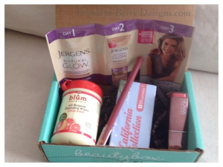 Beauty Box 5 April