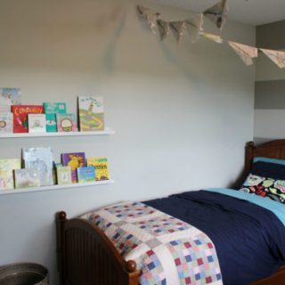 Twin Boys Bedroom & Room Refresh