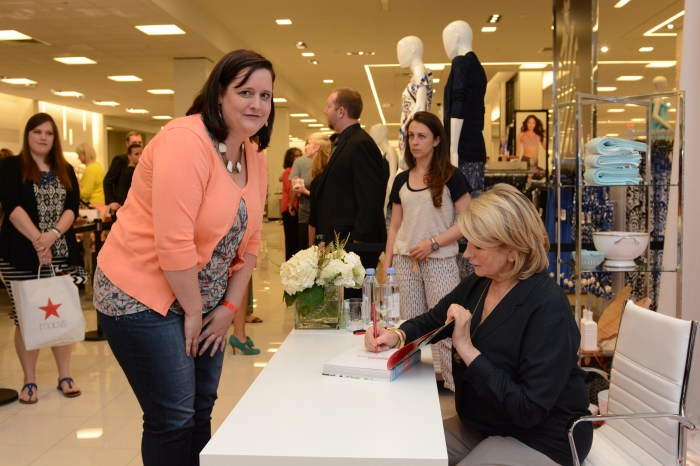 Celebrate American Icons with Martha Stewart at Macy's!