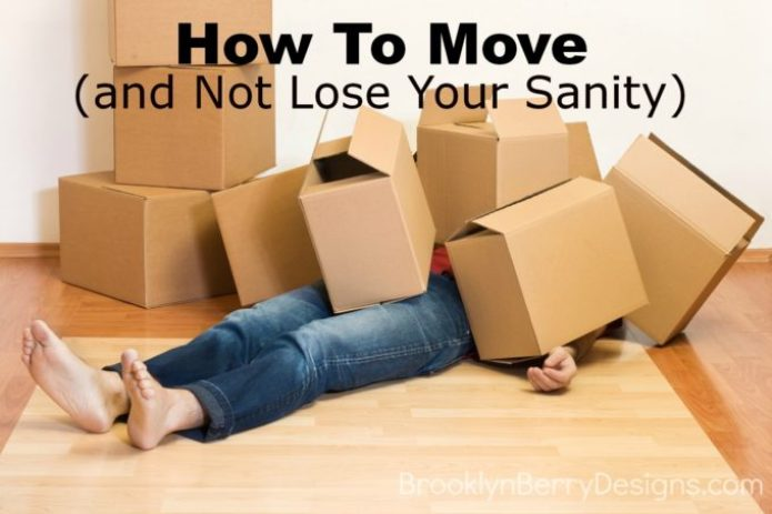 Tips For An Easy House Move