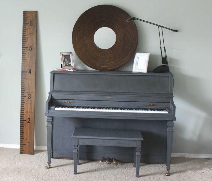 Annie Sloan Chalk Paint Piano