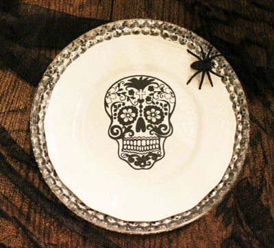 Sugar Skulls Halloween Party Decor