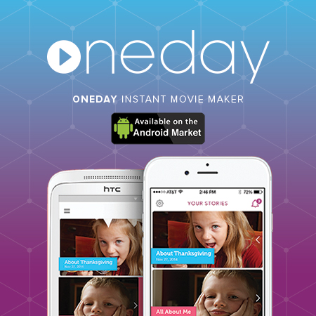 One Day App Now On Android