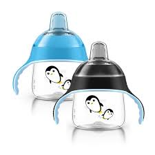Penguin Sippy Cup - the Spill Free Sippy Cups