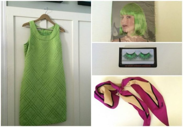 New Sew DIY Costumes - Inside Out Disgust