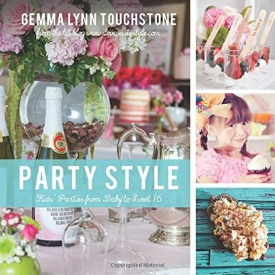 Book Review: Party Style by Gemma Touchstone