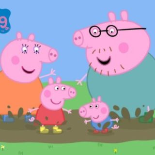Our Family's Love For Peppa Pig