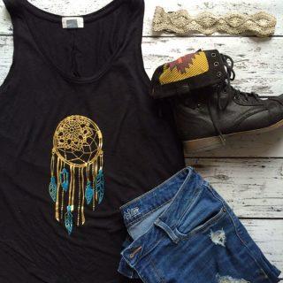 Trendy DIY Shirts With Cricut