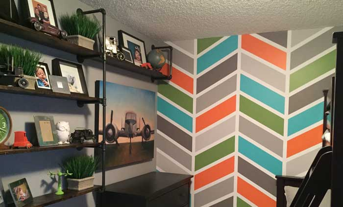 Creative Bedrooms boys room