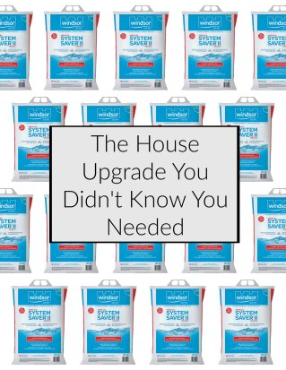 Water Softener - the house upgrade you didn't know you needed.