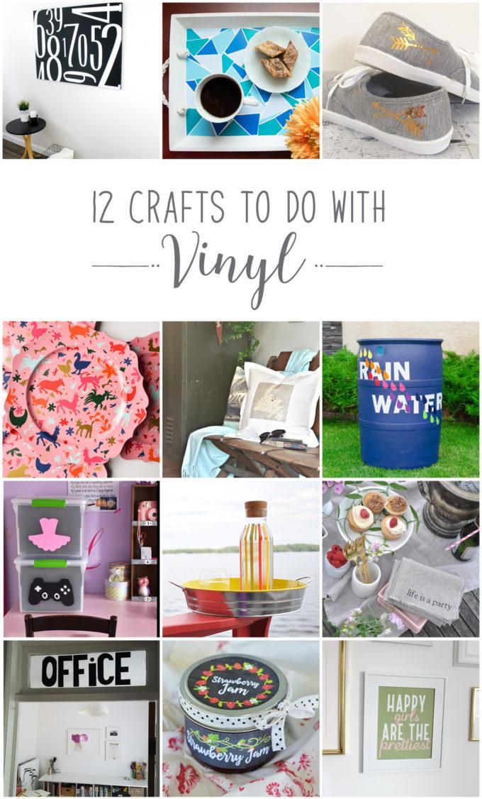 12MonthsofDIY-August-Vinyl-DIY-Craft-Ideas