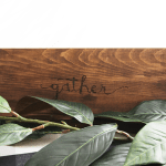 gather-wood-sign