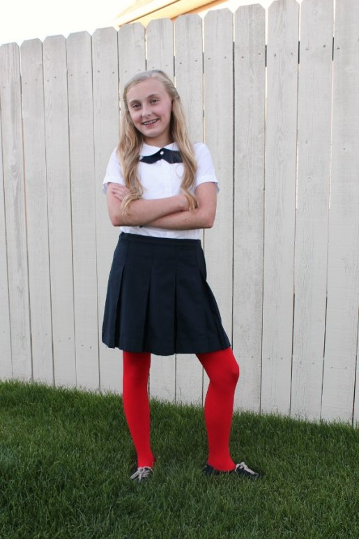 ca39bddcf 10 Ways To Style School Uniforms - Brooklyn Berry Designs