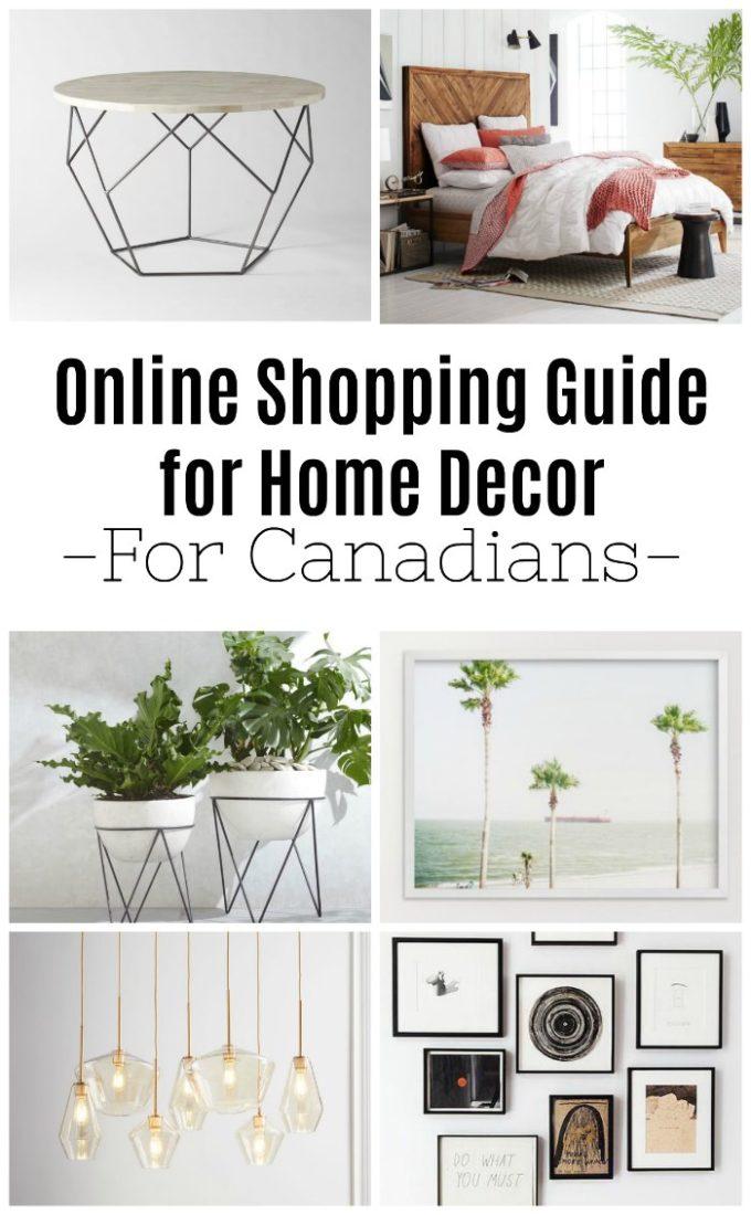 Buy Furniture Online Canada